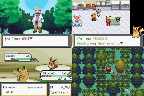 Pokemon Super Heart Red GBA ROM Download