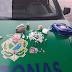PMAM apreende entorpecentes e munições no Residencial Viver Melhor, zona Norte da capital