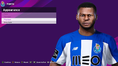 PES 2020 Faces Chancel Mbemba by Rachmad ABs