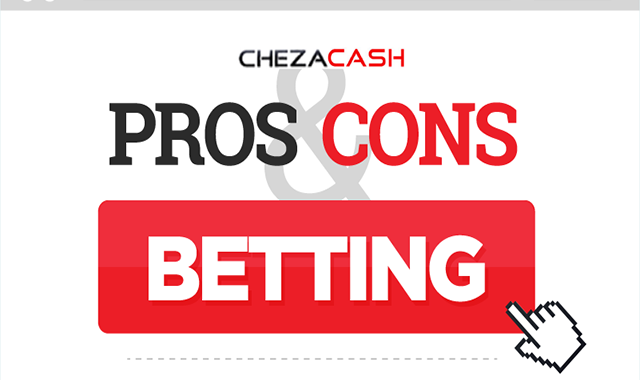 Pros and Cons of Betting