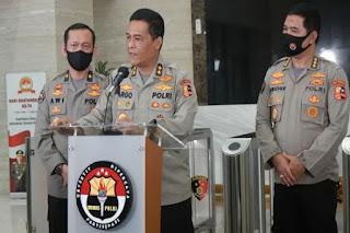 Polisi Klaim Temukan Chat Anggota FPI Soal Senjata, FPI: Andalannya Fake Chat Lagi