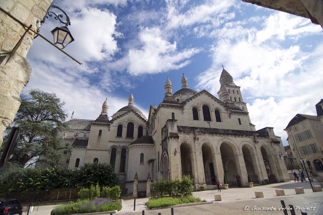 Catedral de Perigueux - Dordoña Perigord por El Guisante Verde Project