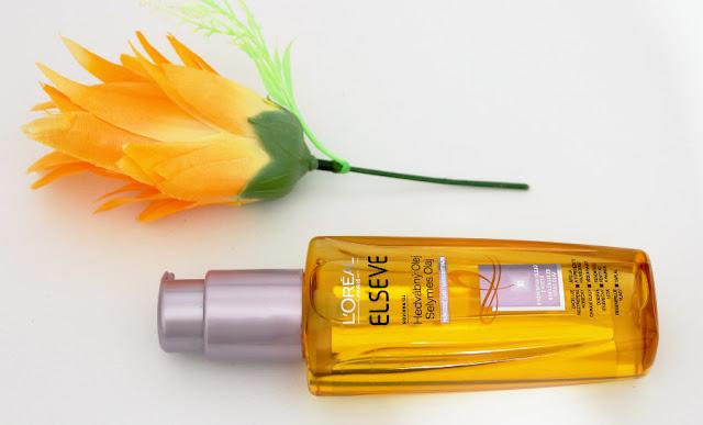 L'Oréal Paris Elseve aceite para cabello dañado