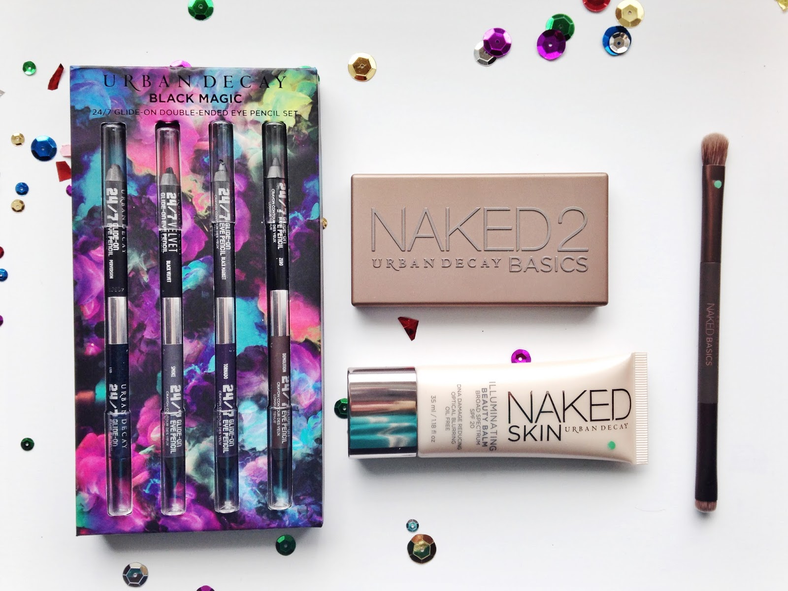 Urban Decay Favorites