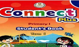 تحميل كتاب الطالب الصف الاول الابتدائى كونكت بلس الترم الاول connect plus - prim 1 - student's book