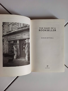 1 The Diary of A Bookseller by Shaun Bythell