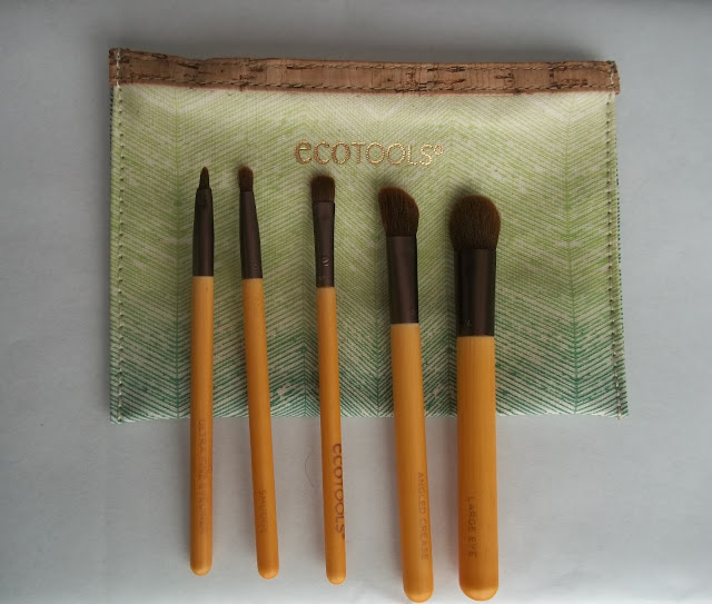 Beauty Wishlist makeup additions drugstore ecotools eye brushes
