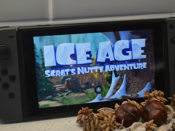 Ice Age - Scrat's Nutty Adventure Video Game