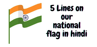 5-lines-on-our-national-flag-in-hindi