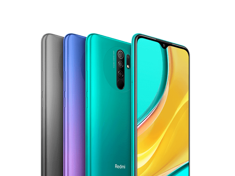 Redmi 9 with USB-C, Helio G80, and FHD+ display now official!