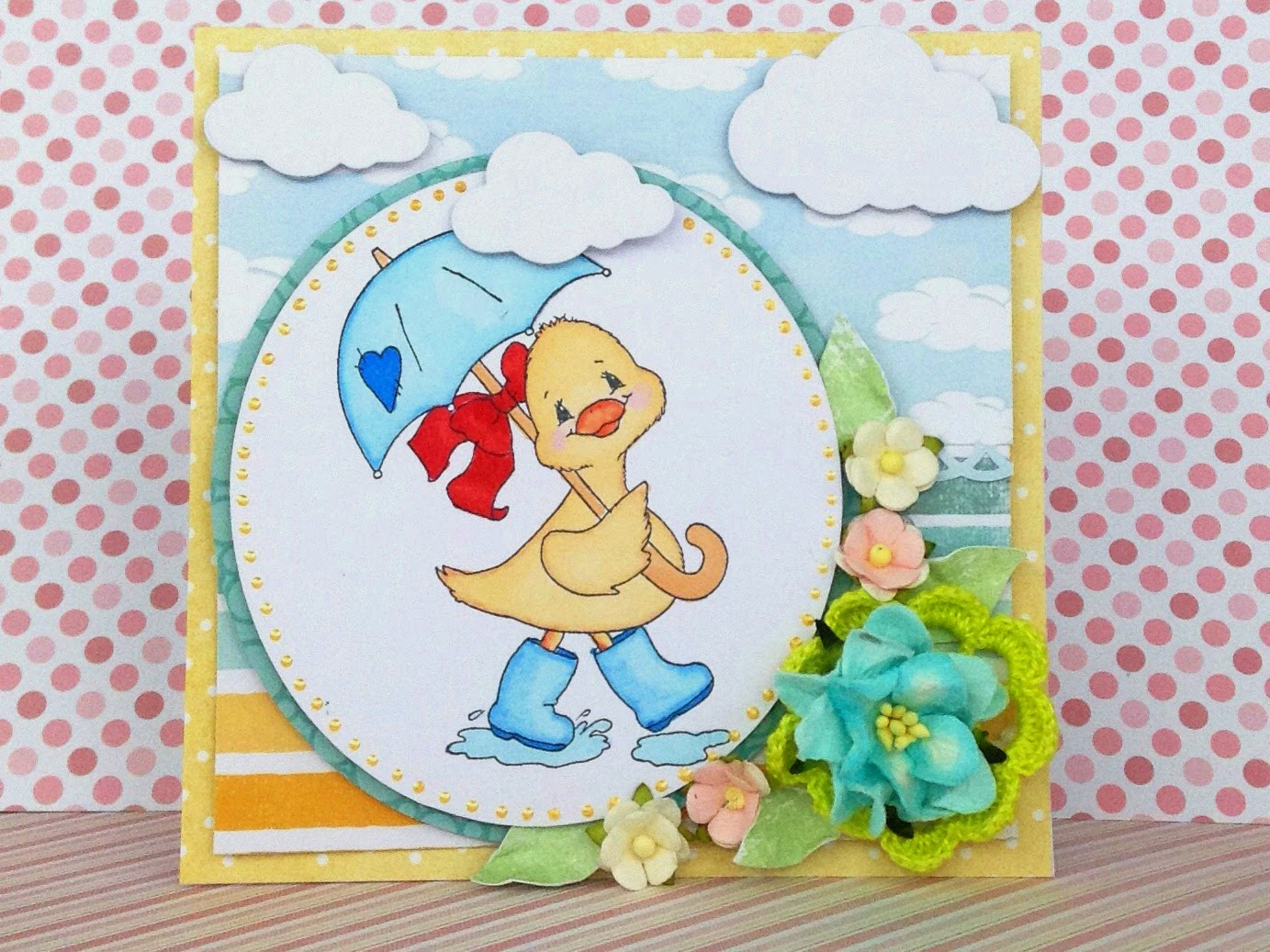 Scrapbooking Easter cards
