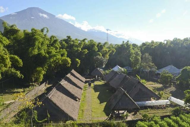 Desa Wisata Sembalun Lawang Lombok