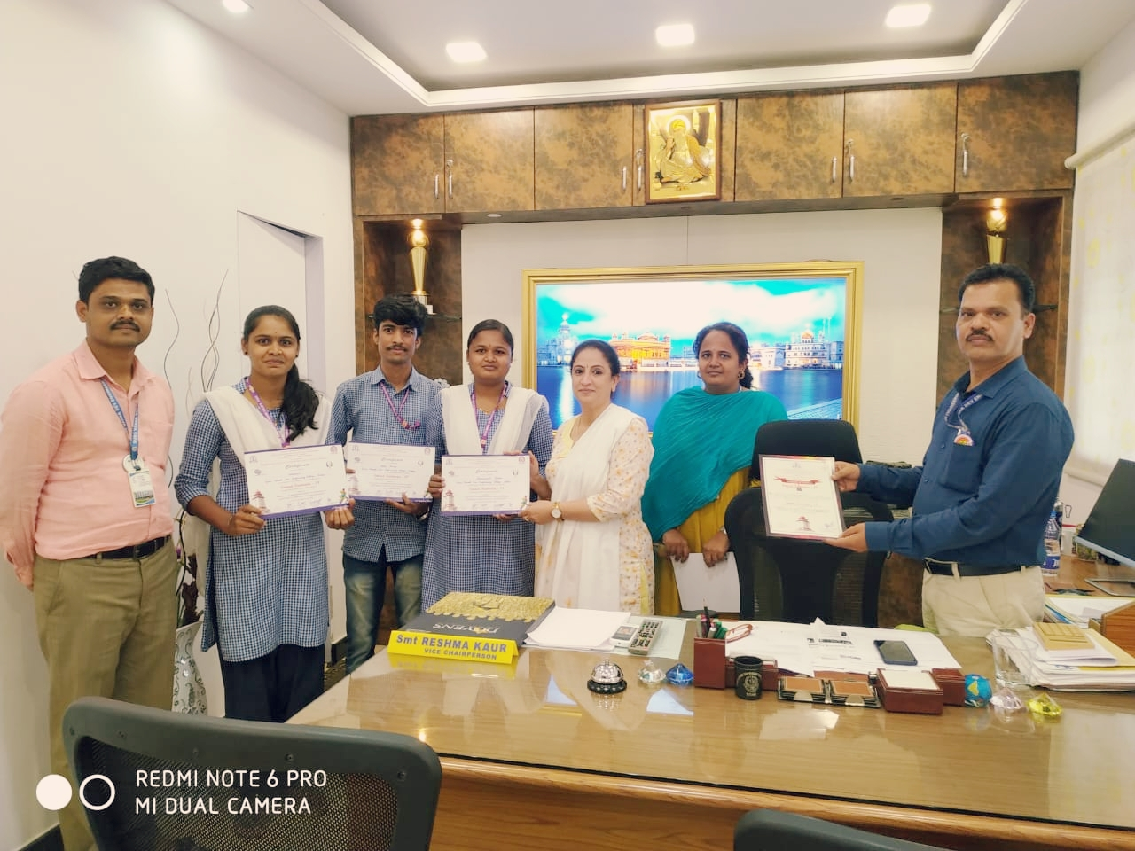 E & C students secured top 10 position in National level hackathon Smart Tantontra-19