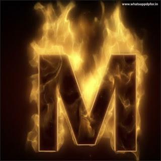 m alphabet pics