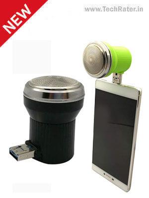 USB Shaving Machine  Mobile Trimmer for Men