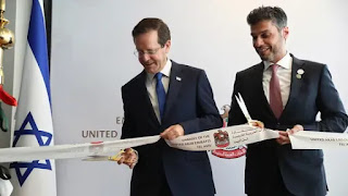 UAE becomes first Gulf country to open embassy in Israel