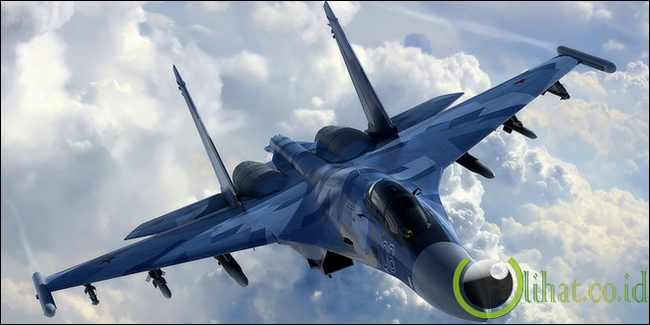 Fighter Aircraft (Pesawat Tempur/Militer)