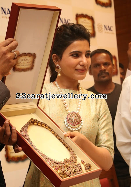 Samantha at Nac Jewellers