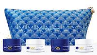 Logo Nivea: vinci gratis 100 pochette con 4 creme Nivea Q10 Power Mini size