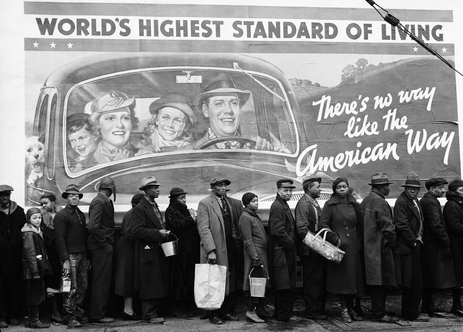 americanizzazione american way