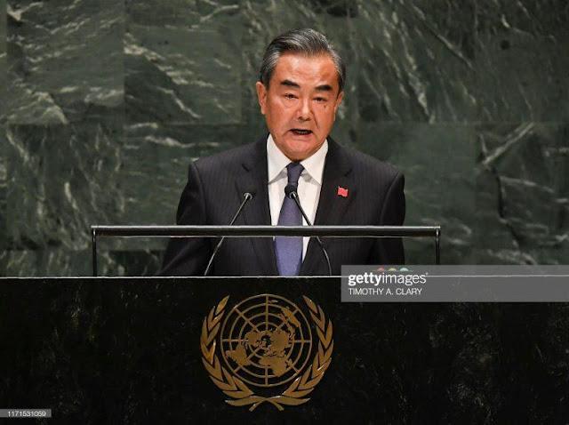 Trung Quốc tự tung hô 'bản thân' tại Liên Hiệp Quốc