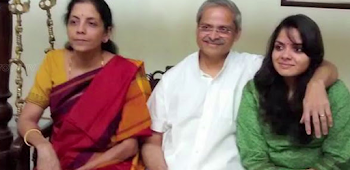 P. Vangmayi, Dauther of Nirmala Sitharaman: Complete Profile