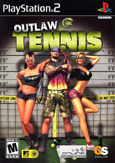 Outlaw Tennis Www.JuegosParaPlaystation.Com Ps2 Descargar Iso Gratis PlayStation 2