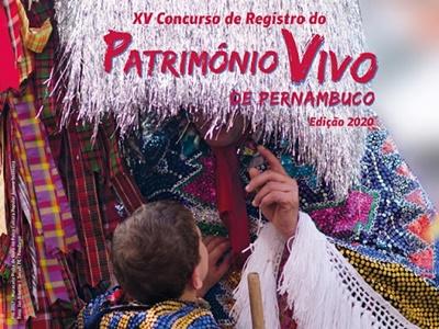 Governo de Pernambuco elege os seis novos Patrimônios Vivos