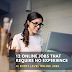 12 No Experience Jobs -  Work from Home Online