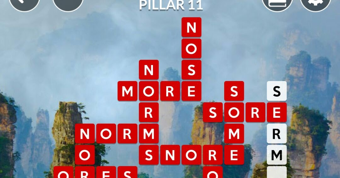Wordscapes Level 155 Answers Doors Geek