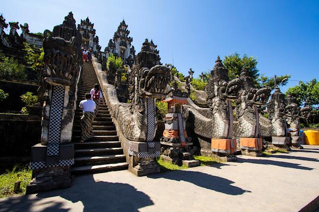 Tempio Penataran Agung Lempuyang temple-Bali