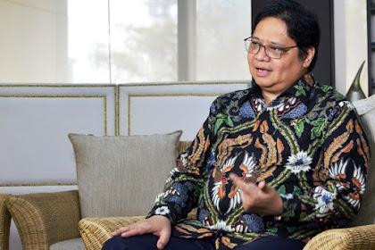 Mulai Bangkit, Menko Airlangga Sebut Ekonomi Siap 'Balas Dendam'