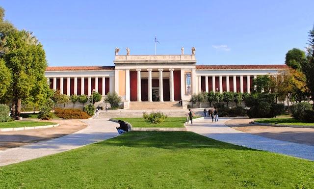 Καλοκαίρι για παιδιά στο Εθνικό Αρχαιολογικό Μουσείο