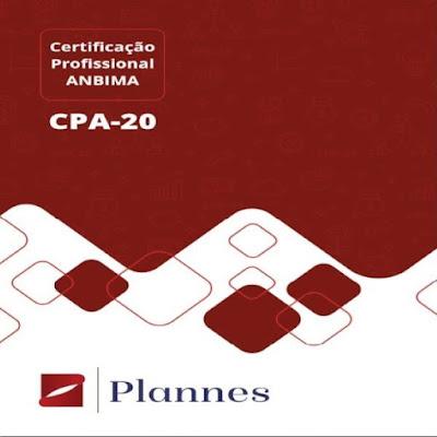 Curso Online Preparatório ANBIMA CPA20 - Certificação Profissional ANBIMA