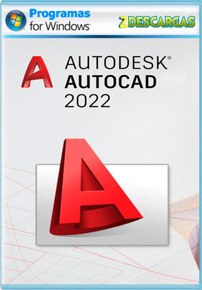 AutoCAD (2022) Full [Multilenguaje] Español [Mega]