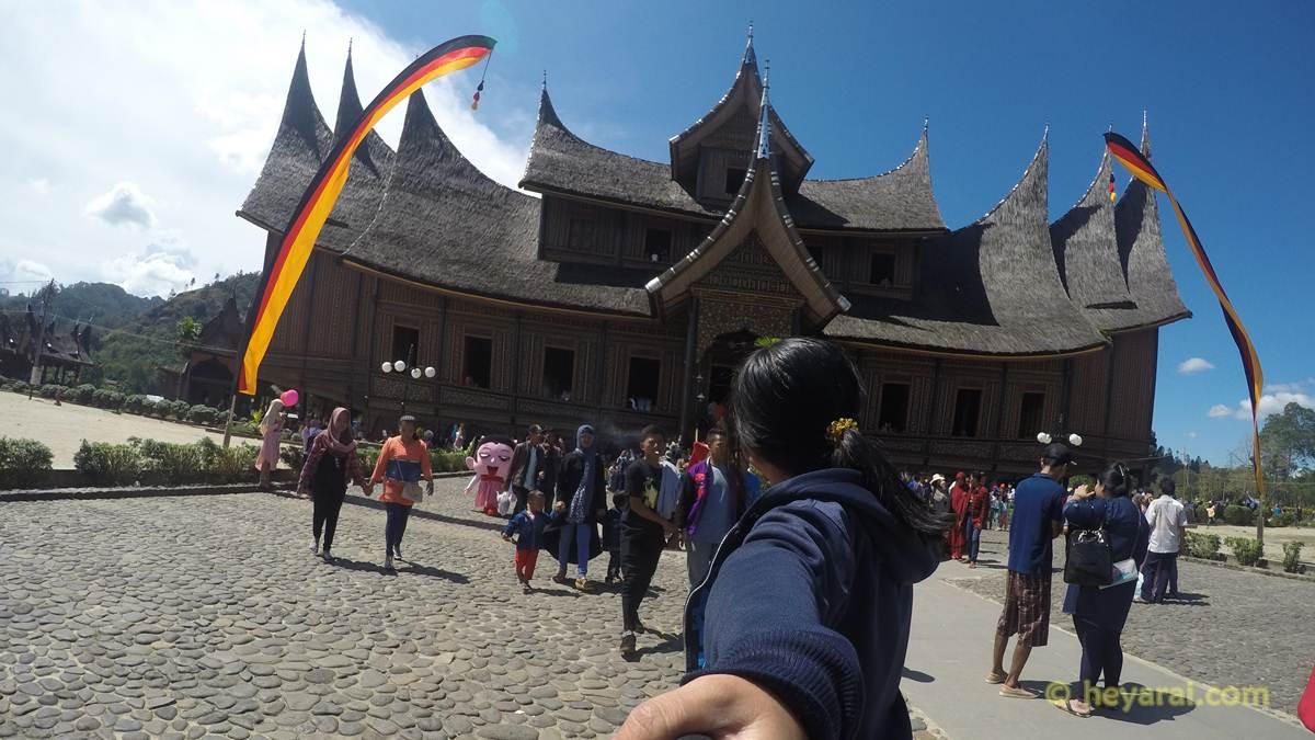 bangunan Istana Pagaruyung (2)