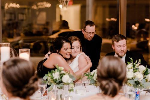 Willow St. Louis Wedding Photographer, Black white gold Wedding