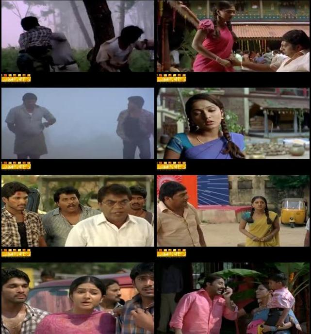 Veerta The Power 2014 Hindi Dubbed 480p HDRip