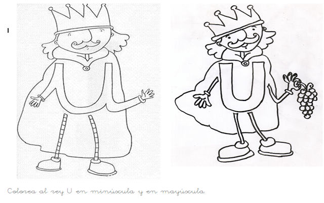 Resultado de imagen de rey u