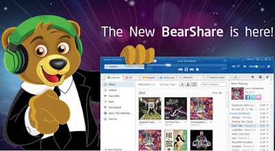 BearShare Software New Version