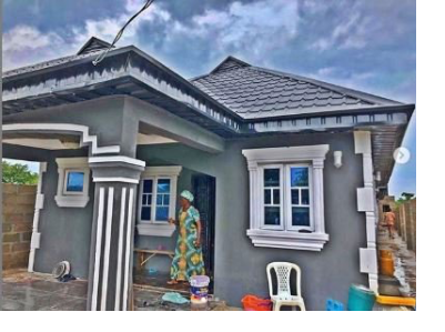Qdot Gifts His Mother A House For Her Birthday (Photo)
