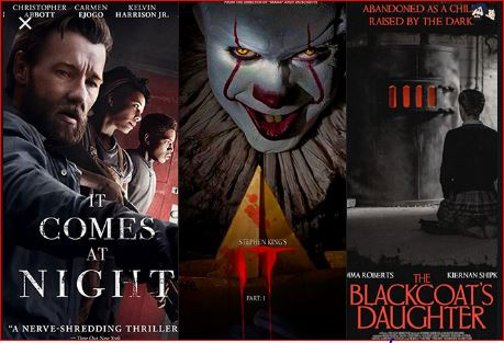 Top 10 Most Horror Movies In 2017