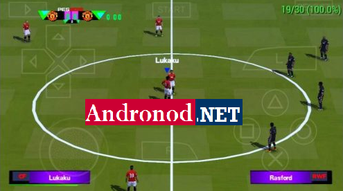 PES Army 2018 ISO PPSSPP+Save Data Update For Android