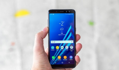 Cara Screenshot Samsung Galaxy A8