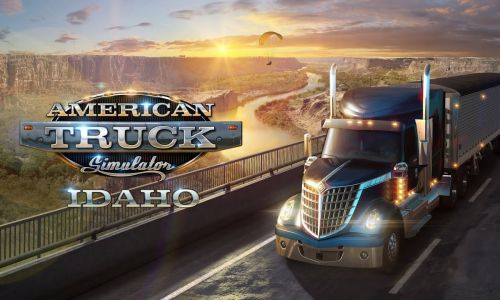Download American Truck Simulator Idaho CODEX Free For PC