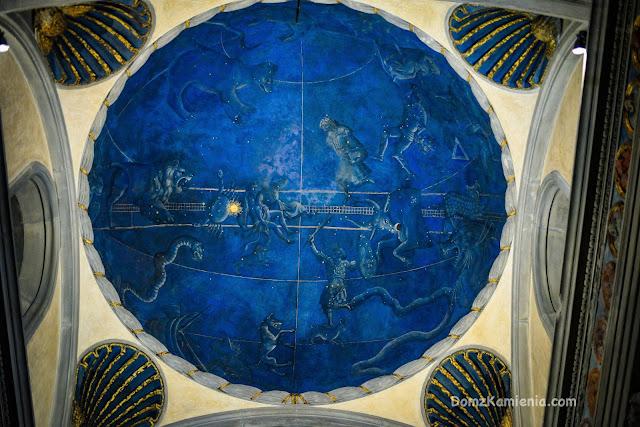 Planetario San Lorenzo Sagrestia Vecchia