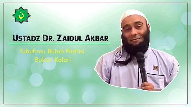Dr Zaidul Akbar: Pagi-pagi Jangan Konsumsi 2 Makanan Ini, Bahaya!