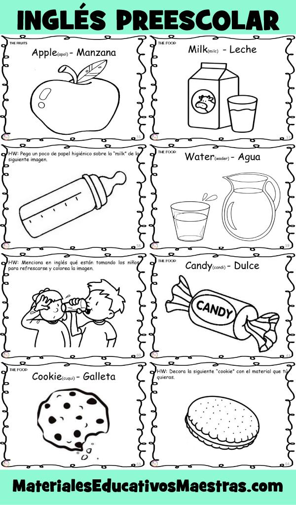 libro-fichas-aprender-ingles-preescolar