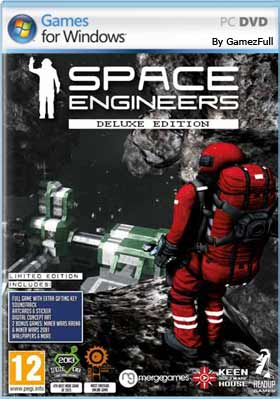 Space Engineers Deluxe Edition PC Full Español | MEGA