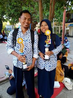 Suami Istri Borong Juara Guru Berprestasi, Milad Muhammadiyah 107